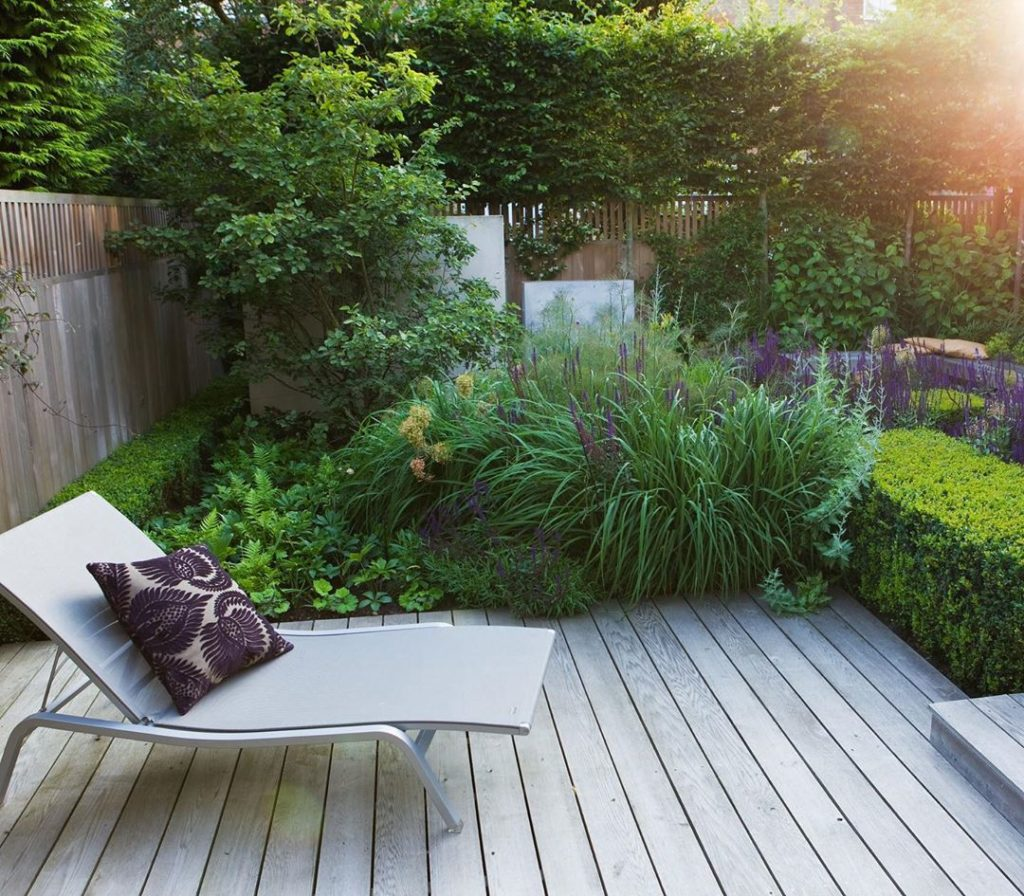 One of my favourite shots by @clivenichols of one of our #gardens in #chiswick #...