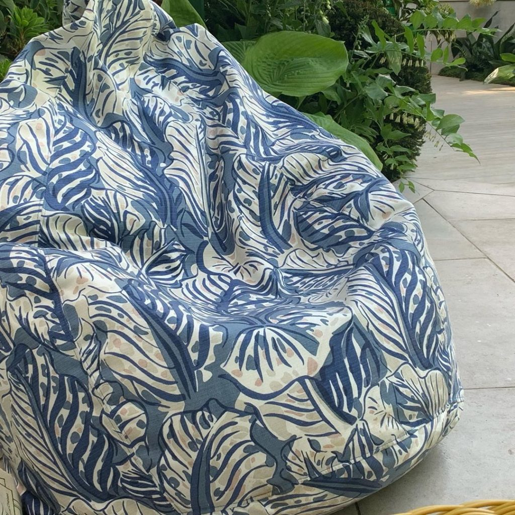 Lovely @christopherfarrcloth on the @greenfingerscharity garden made by the fabu...