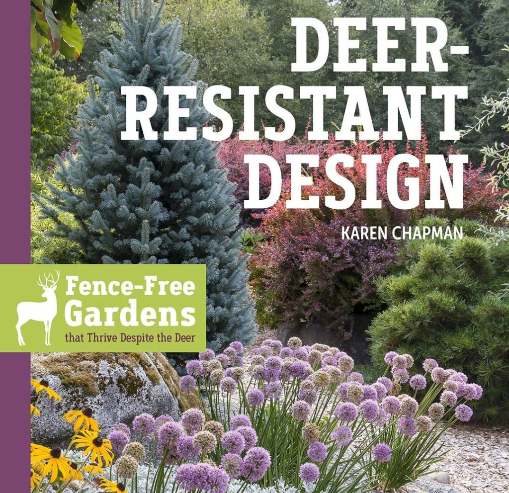 If you have the common problem of deer eating up your plants, this book is the a...