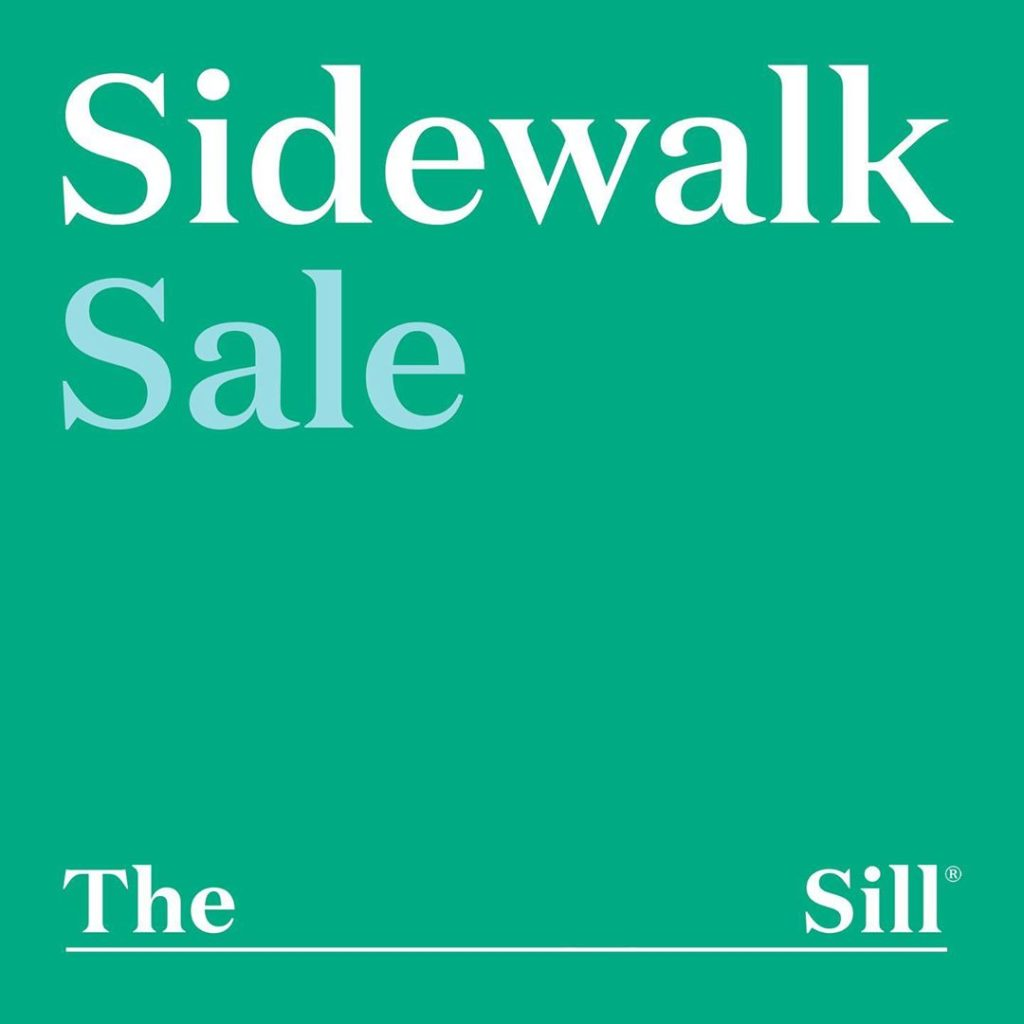 The online Sidewalk Sale is here.  Get your favorite plants, pots and planters, ...