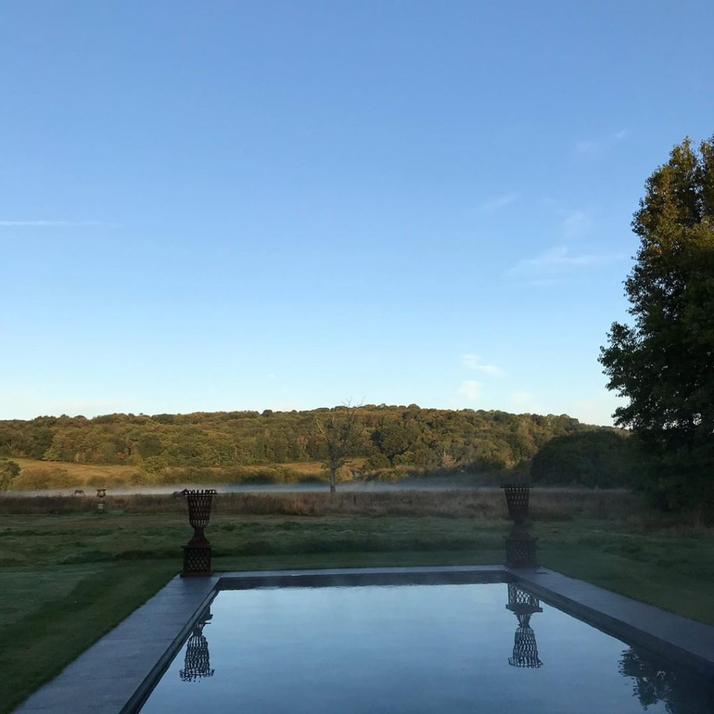 #mykindapool #darkpool #morning #mistrising #sussex #southdownsnationalpark...