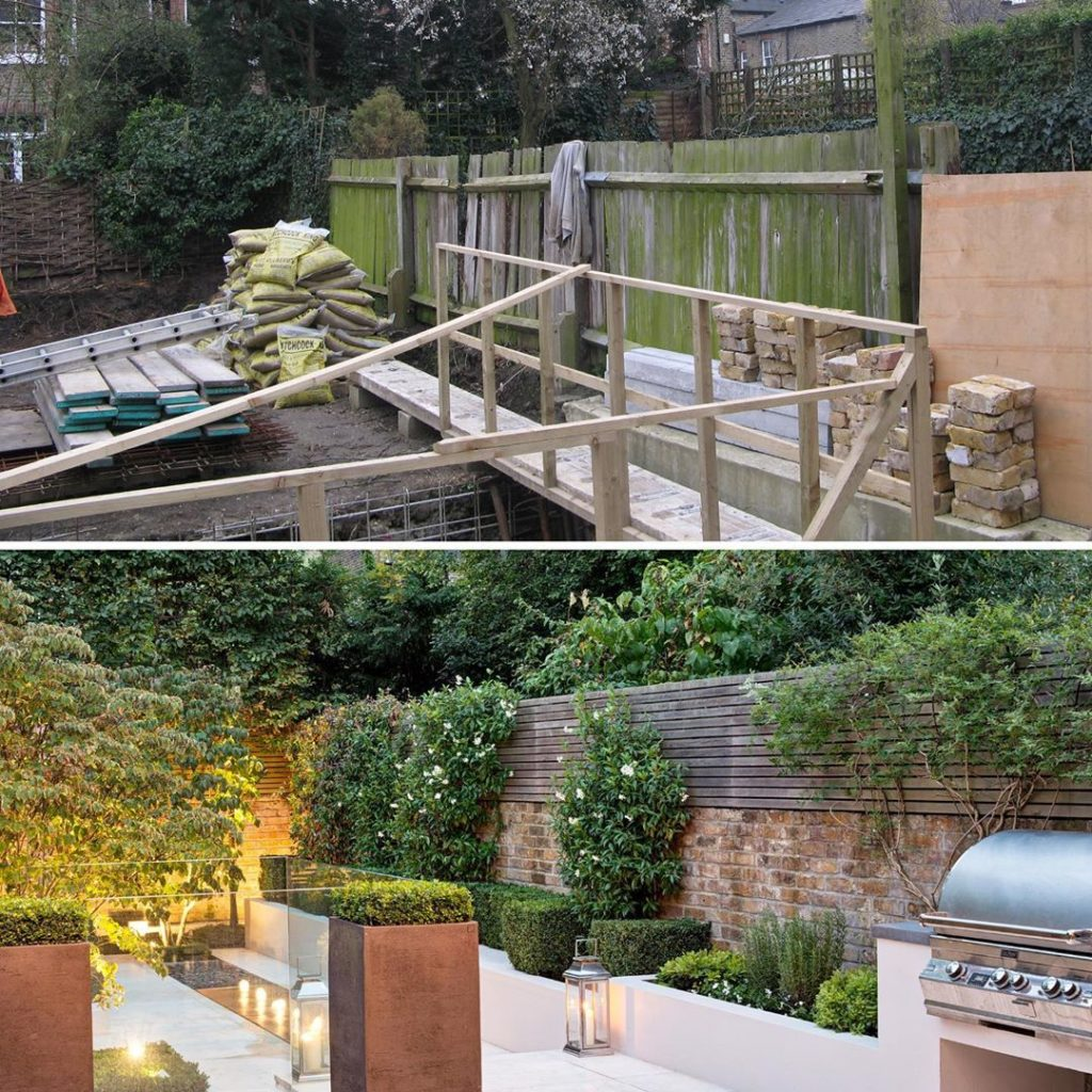 #beforeandafter #transformation  looking somewhat better after a bit of #design ...