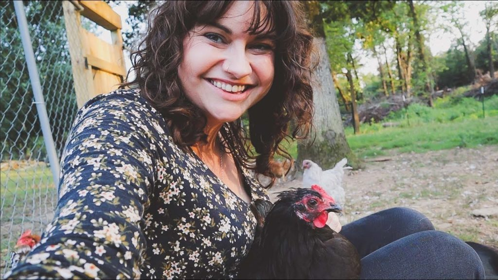 The Chicken Way (And All the Volunteer Sprouts) | VLOG | Roots and Refuge