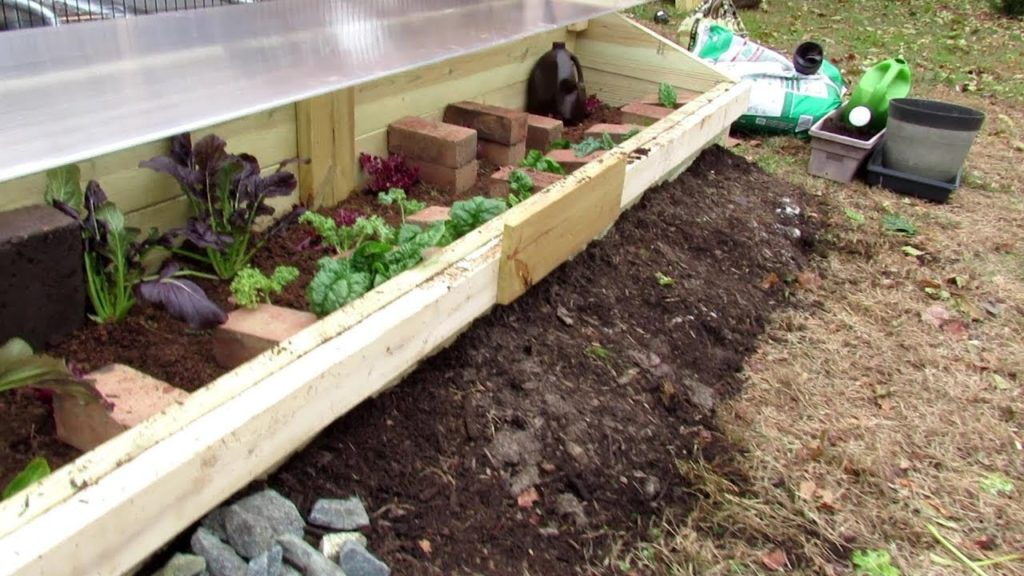 4 Easy Ways to Add Warmth and Extend the Use of Your Garden Vegetable Cold Frame: Examples!