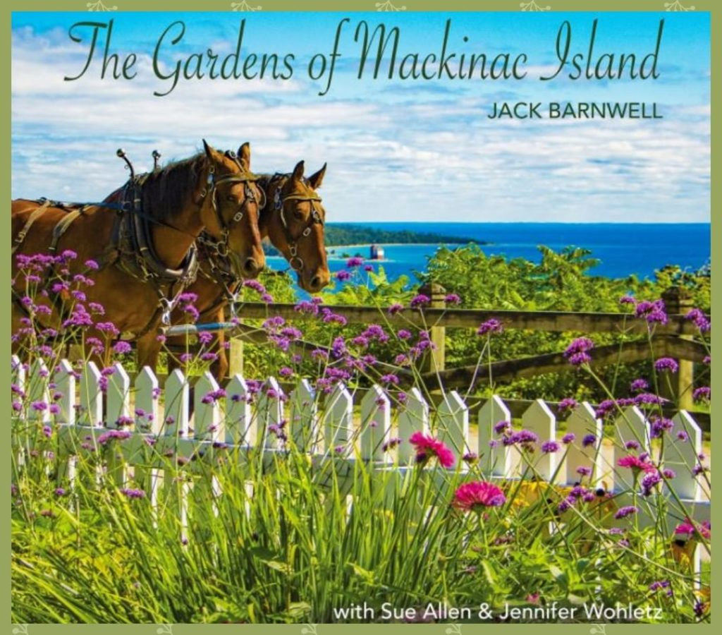 Win and explore the beautiful gardens of Mackinac Island with the island's premi...