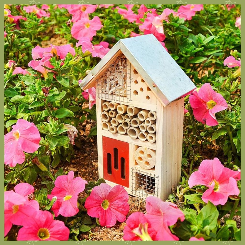 Enter to win this insect house and invite more nature into your garden! . We're ...