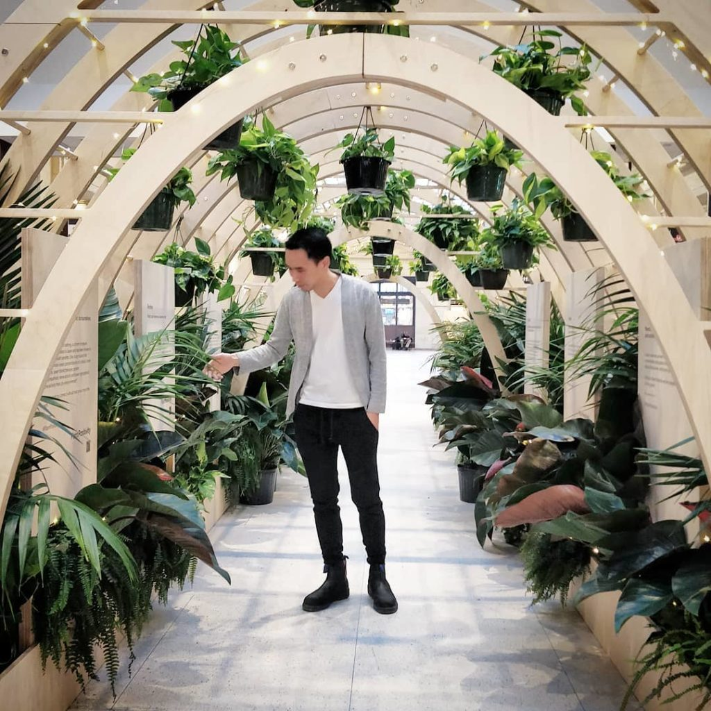 Yesterday, I had the pleasure of talking plants with the team at @aphriainc_ for...