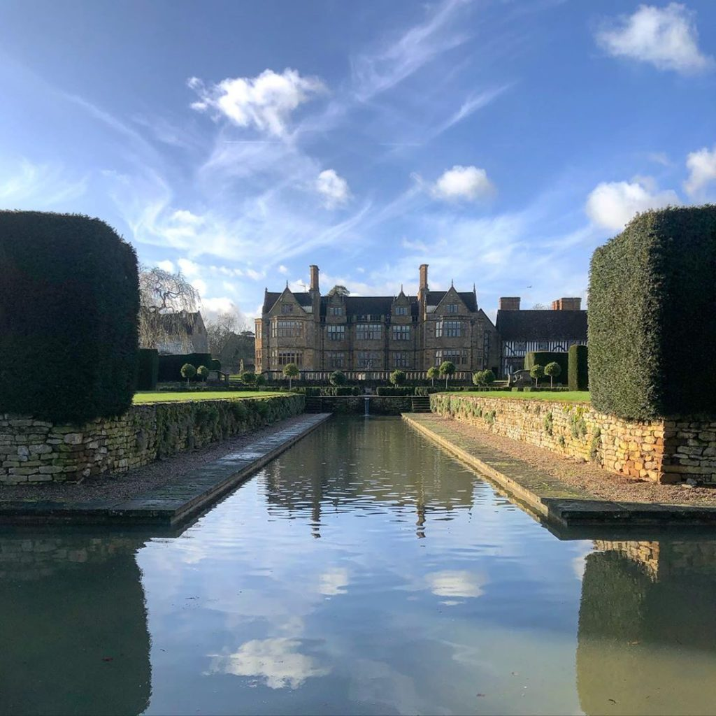 Out and about at the weekend and I was lucky enough to go and see the Manor Hous...