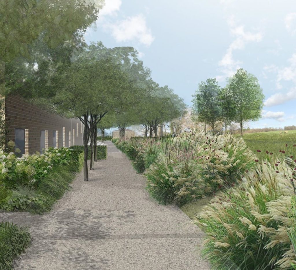 #cgi #render for a new #garden we are designing in #sussex - a really lovely #pr...