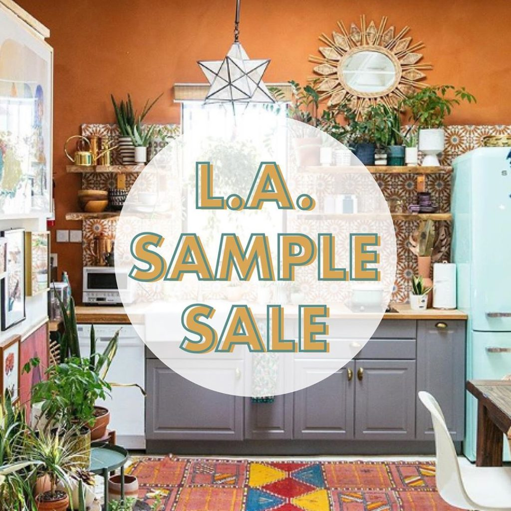 Who doesn't love a sample sale??? Come check out all the vintage yum yums, plant...