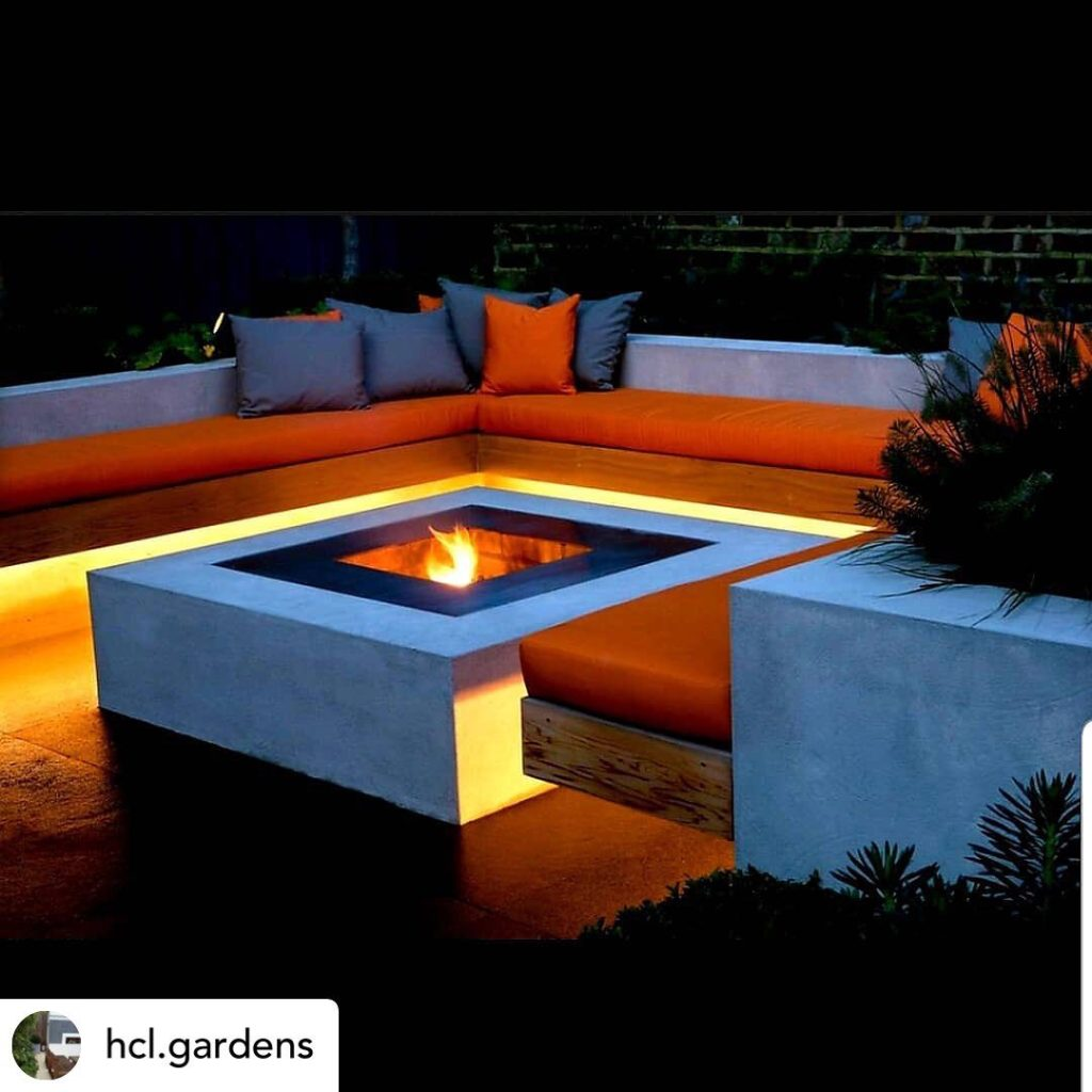 Repost from @hcl.gardens who posted this great image of a garden they built to o...