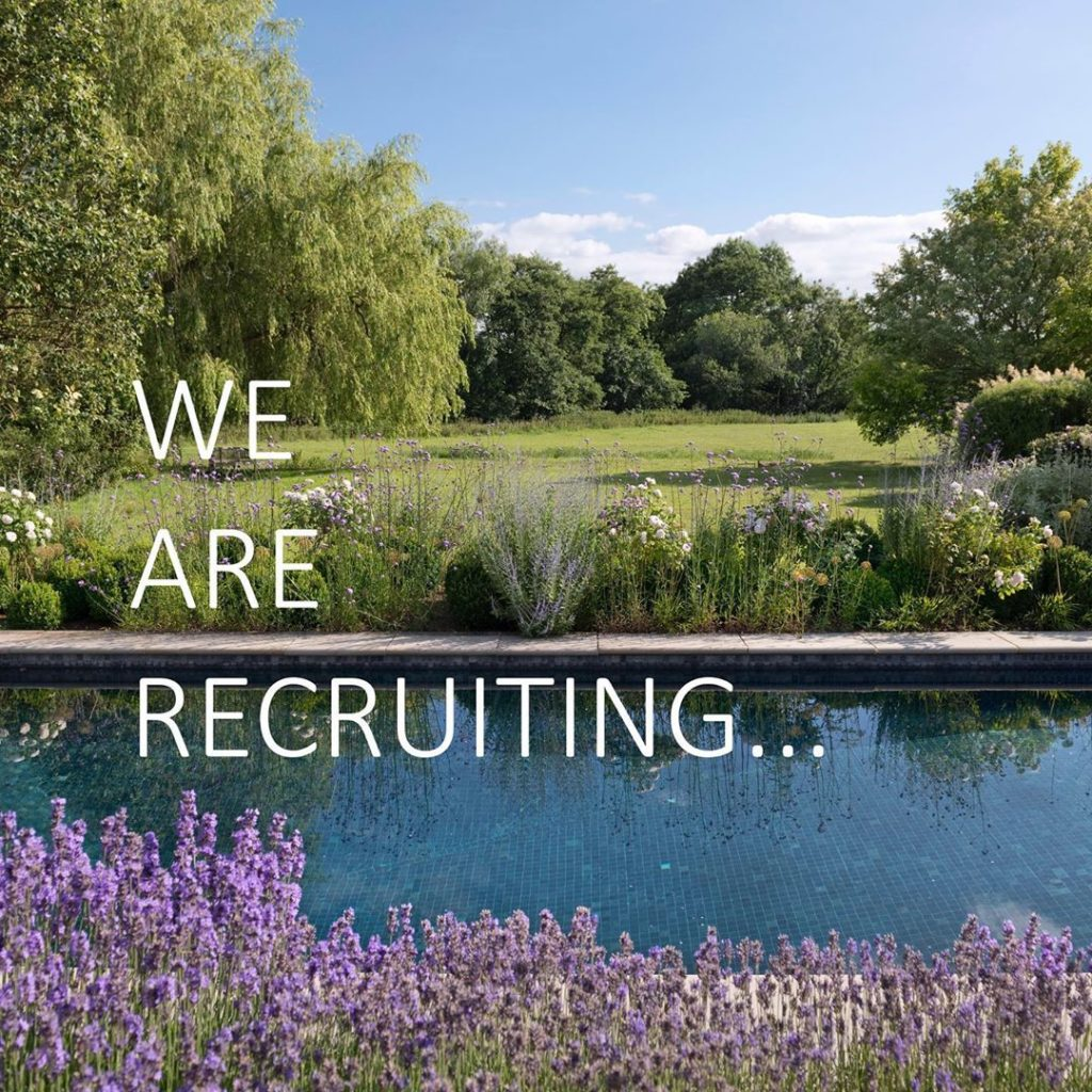 Experienced landscape architects and talented designers alert! We are looking fo...