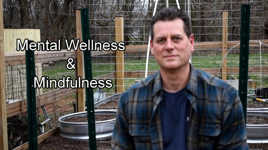 Mental Wellness & Mindfulness in the Garden E-1: A Lettuce Flower Box Mindfulness Exercise & Walk