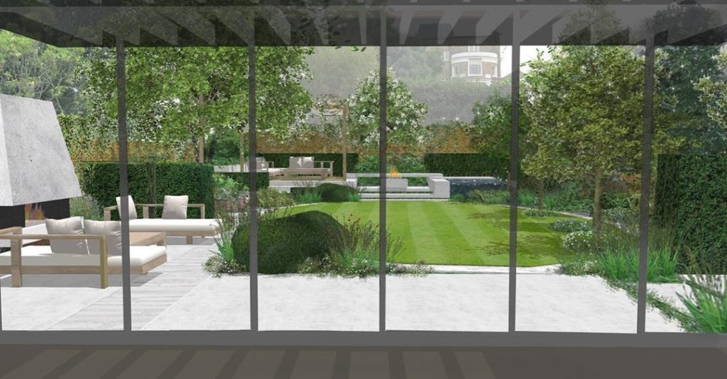 Fantastic #cgi #render of one of current #design projects in #nottinghill - read...