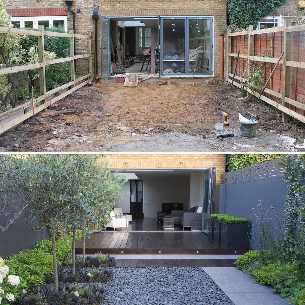 A #beforeandafter to remember in these rather depressing times. Shows what a #tr...