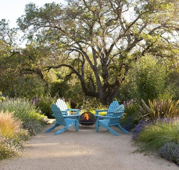 What area do you most enjoy in your garden? . Having a special spot where you ca...