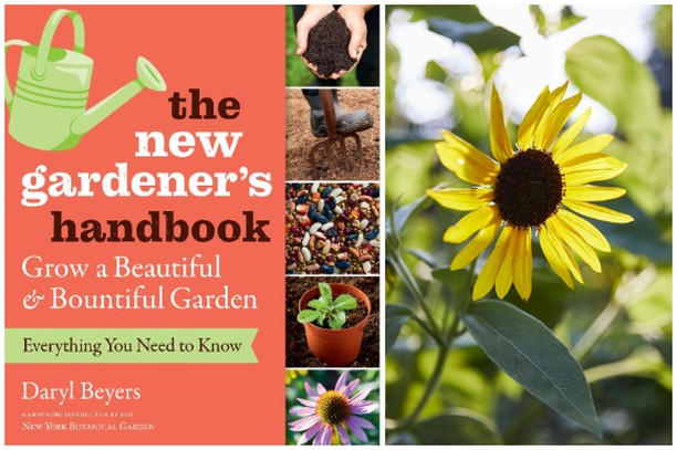 New to gardening? You''ll want to win this book! . Daryl Beyers, gardening exper...